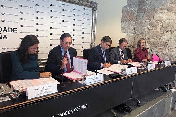 Universidad, Santander y Fundación Universia consolidan Espazo Compartido.