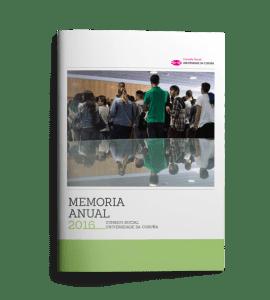 Memoria anual Consello Social UDC 2016