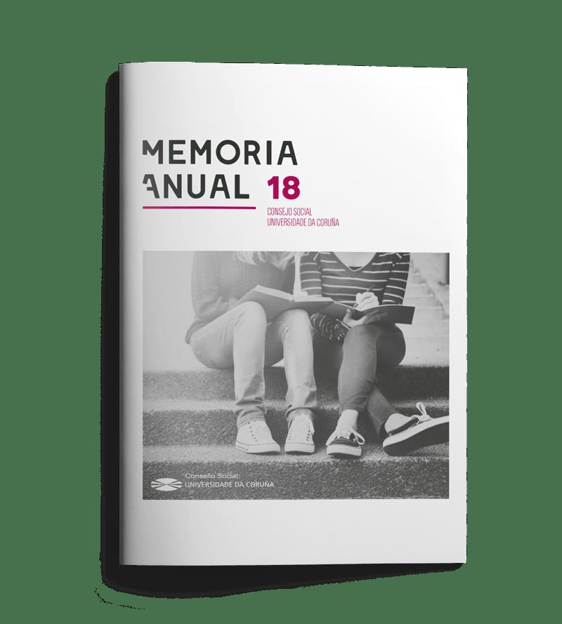 Memoria Responsabilidad Social Universitaria 2018