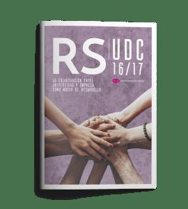 Memoria Responsabilidad Social Universitaria 2016-2017