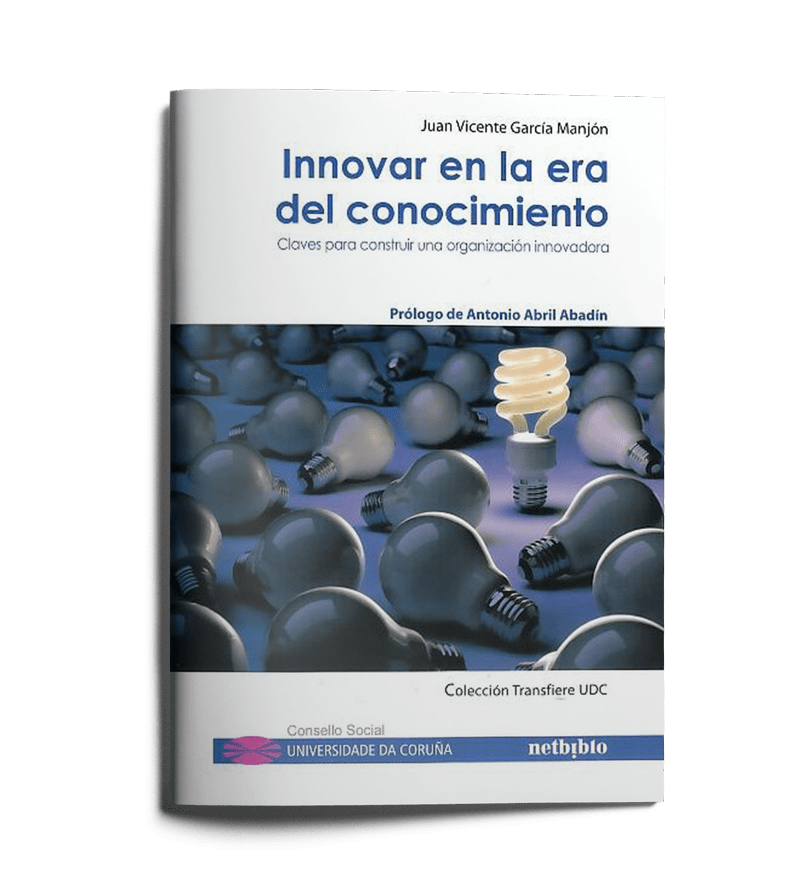 Publicaciones UDC: Innovar en la era del conocimiento